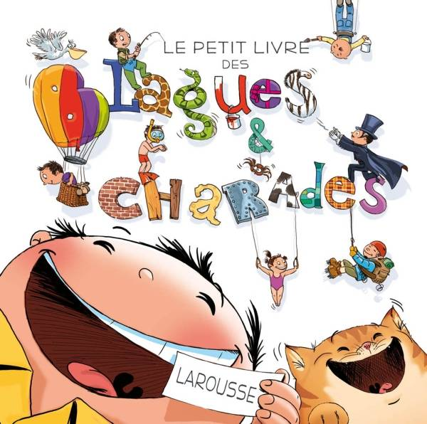 Le petit livre des blagues et charades