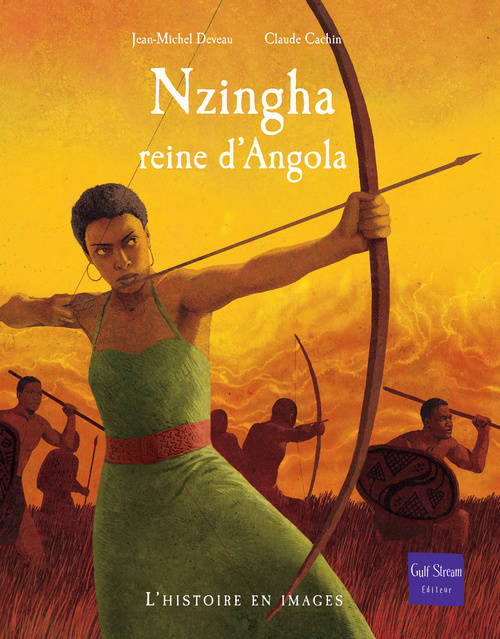 Nzingha, Reine D'Angola