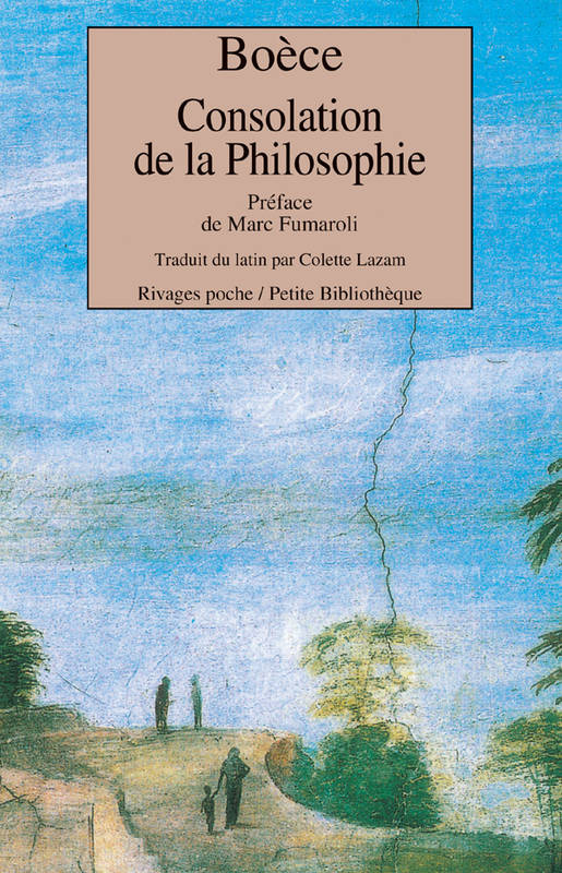 Consolation de la philosophie