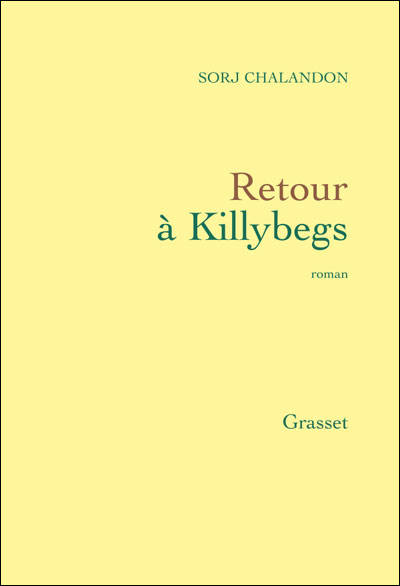 Retour  Killybegs