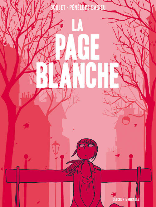 La page blanche