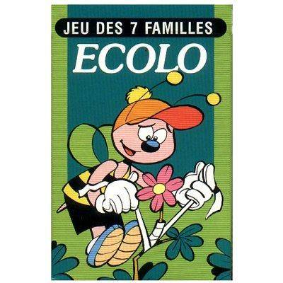 Jeu 7 Familles Securite/Ecolo