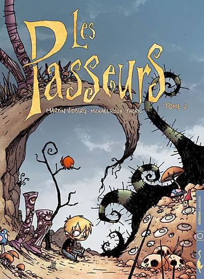 Les passeurs, Tome 2