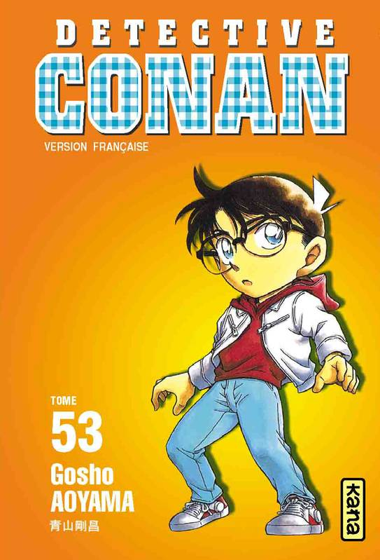 Dtective Conan, Tome 53