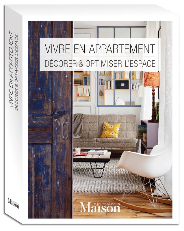 livre vivre en appartement coffret d corer optimiser l 39 espace collectif gl nat livres. Black Bedroom Furniture Sets. Home Design Ideas