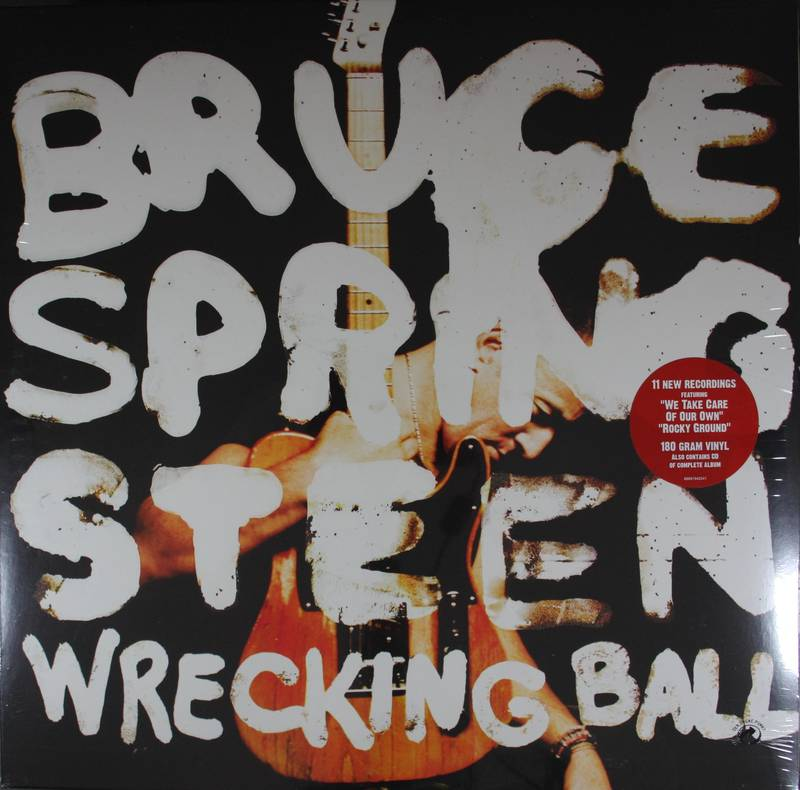 Wrecking Ball Lp