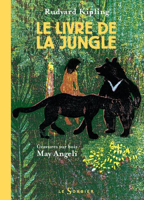 livre le livre de la jungle rudyard kipling fds le sorbier album 9782732039466 les. Black Bedroom Furniture Sets. Home Design Ideas