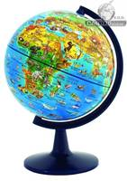 Globe  Monde Animal+Livret