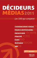 Decideurs Medias 2011