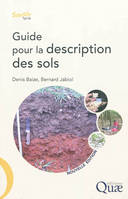 Guide Pour La Description Des Sols
