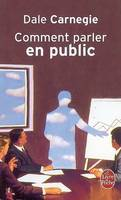 Comment parler en public