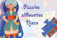 Puzzles silhouettes, Djeco