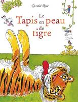 Le tapis en peau de tigre