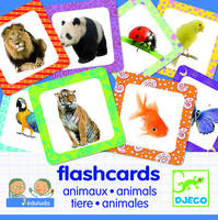 Flashcards Animaux