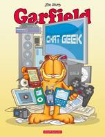 Garfield, Tome 59 : Chat geek