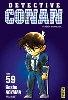 Dtective Conan, Tome 59