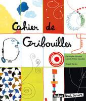 Cahier de gribouilles