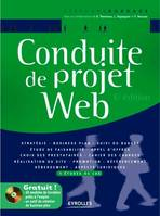Conduite De Projet Web. Avec Cd-Rom