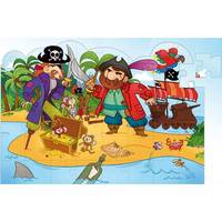 Vertical Puzzle Pirate 48Pieces (6)