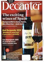 Decanter Magazine March 2014