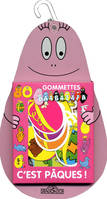 Gommettes Barbapapa : C'est Pques !