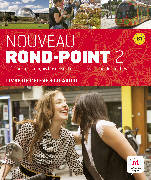 NOUVEAU ROND POINT 2 ELEVE + CD, Elve+CD