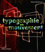 Typographie en mouvement