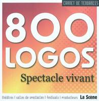 800 logos, spectacle vivant