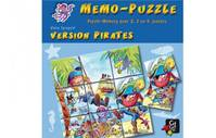 Pirates mémo puzzle