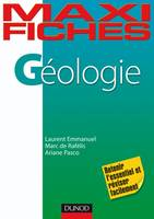 Maxi fiches de Gologie - 2e dition - En 80 fiches, En 80 fiches