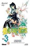 D. Gray-Man, Rewind city, 3
