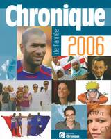 Chronique de l'anne 2006