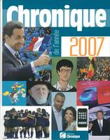 Chronique de l'anne 2007