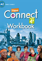New Connect 4e / Palier 2 Anne 1 - Anglais - Workbook - Edition 2013