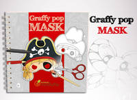 Graffy pop Mask garçon
