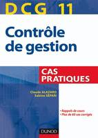 DCG 11 - Contrle de gestion - 2e dition - Tout l'Entranement, Tout l'Entranement