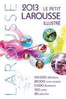 Le Petit Larousse illustré Grand Format 2013