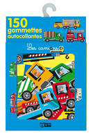 Ma Boite A Gommettes : Les Camions