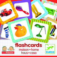 Flashcards Maison