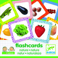 Flashcards Nature