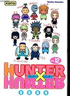 HUNTER X HUNTER T12 T12, Volume 12