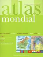 Atlas Mondial (Avec Carte Michelin)