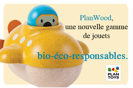 Jeux PlanWood, PlanToys
